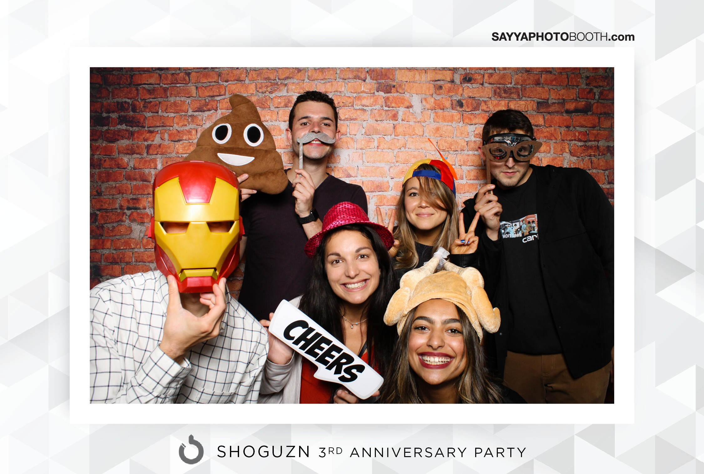 Shogun 3rd Anniversary Party