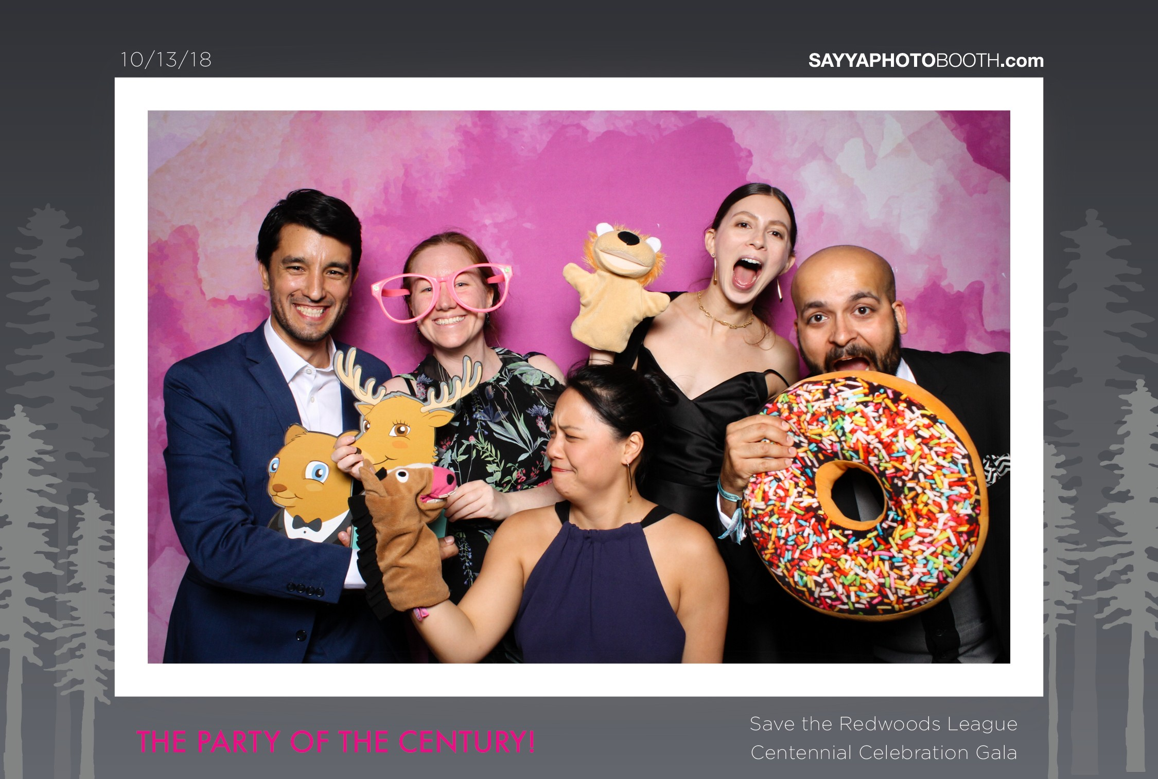 Save The Redwoods Gala