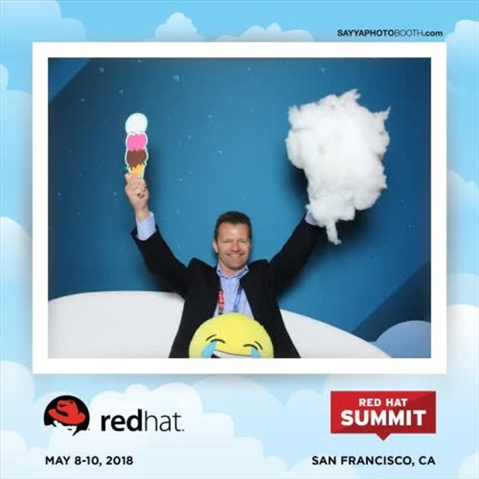 Red Hat Summit - Day 2