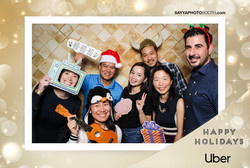 Uber Holiday Party