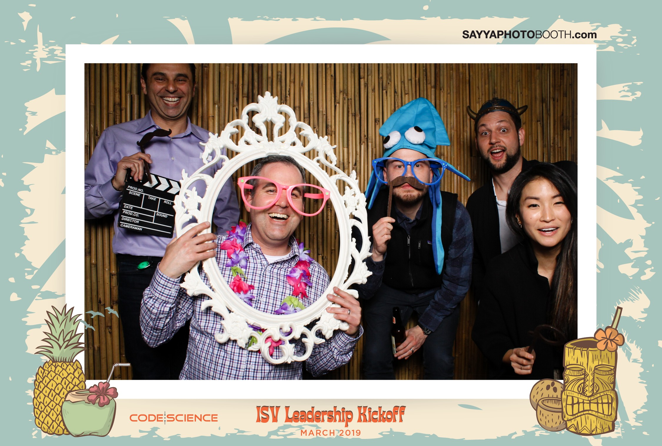 CodeScience ISV Team Kickoff