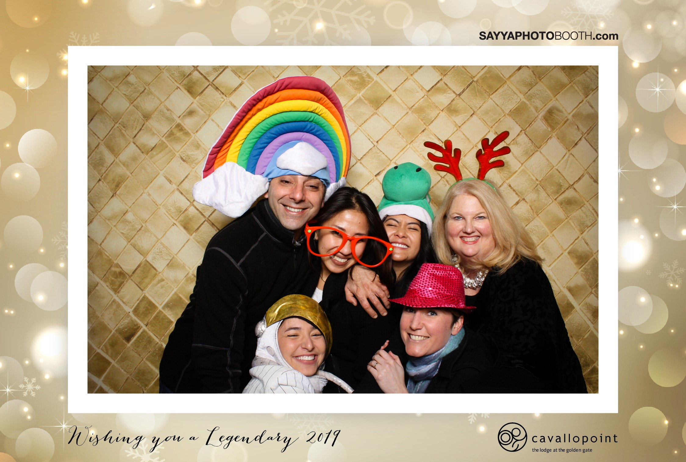 Cavallo Point Lodge Holiday Party