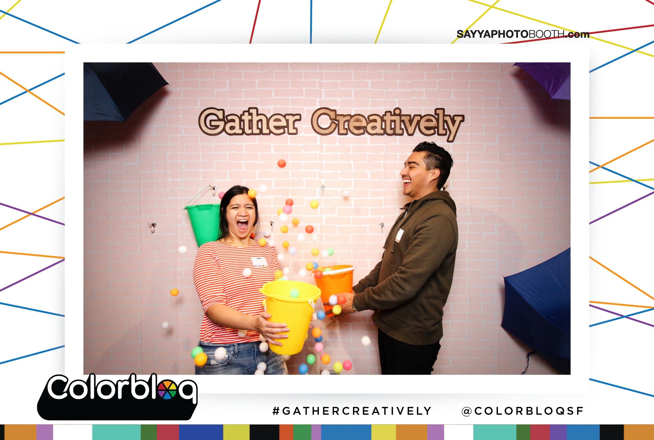 Colorbloq Launch Party