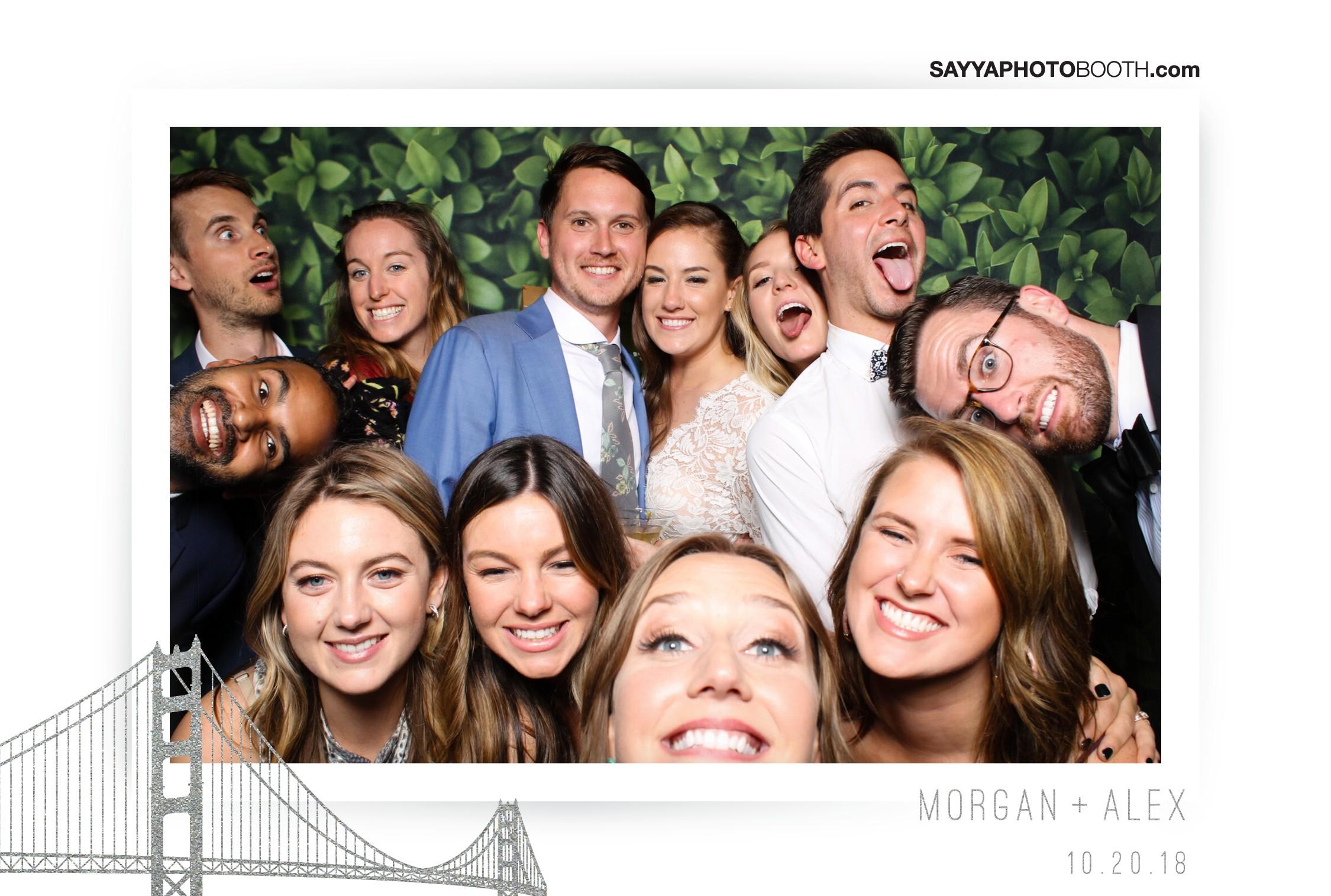 Morgan and Alex's Wedding