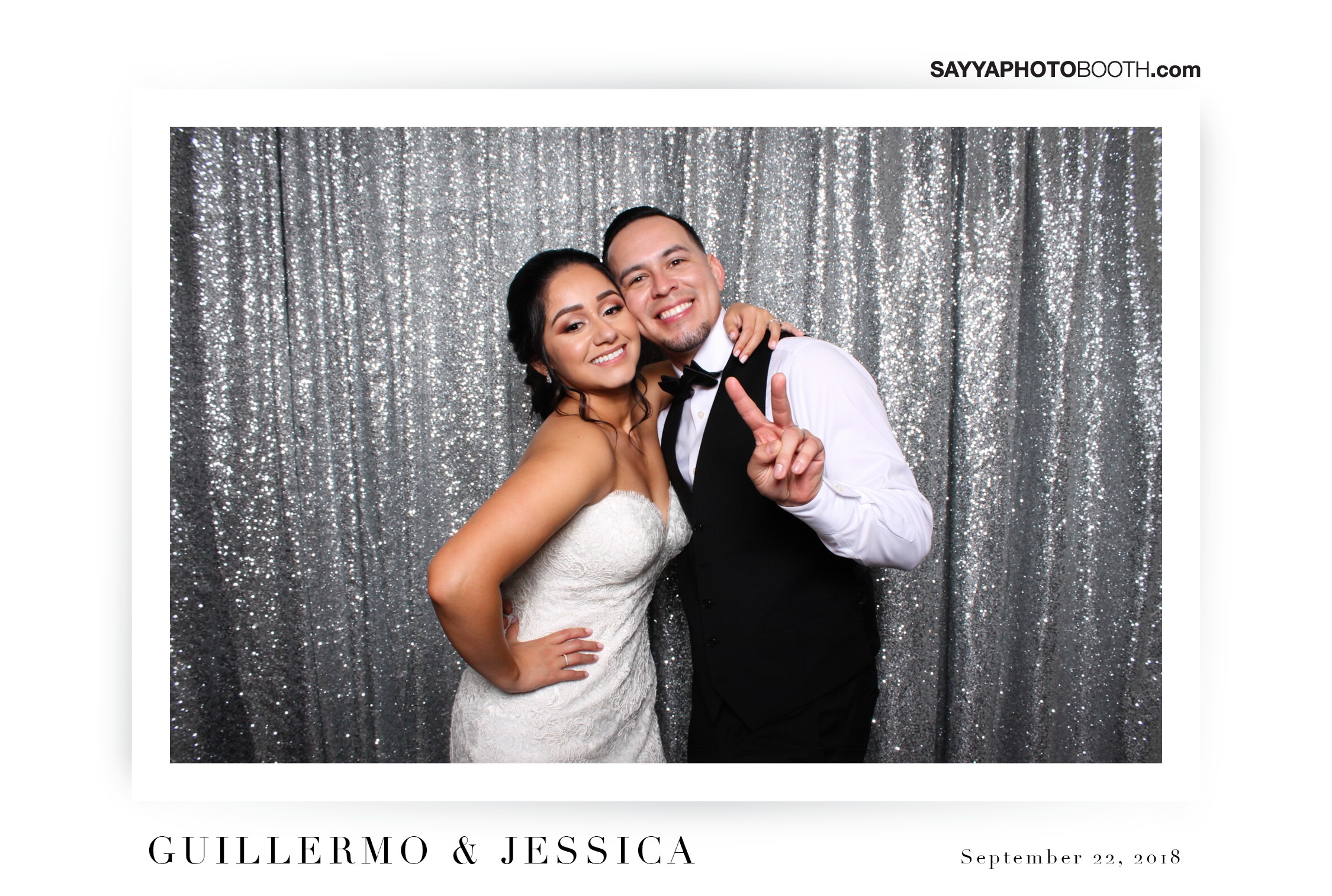 Jessica and Guillermo's Wedding