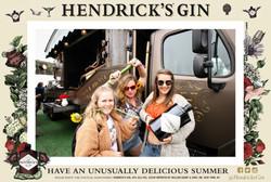Outside Lands - Hendrick's Gin Day 3