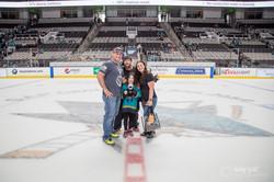 SJ Sharks Fanfest - Center Ice