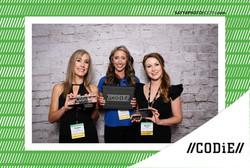 2018 Business Technology CODiE Award