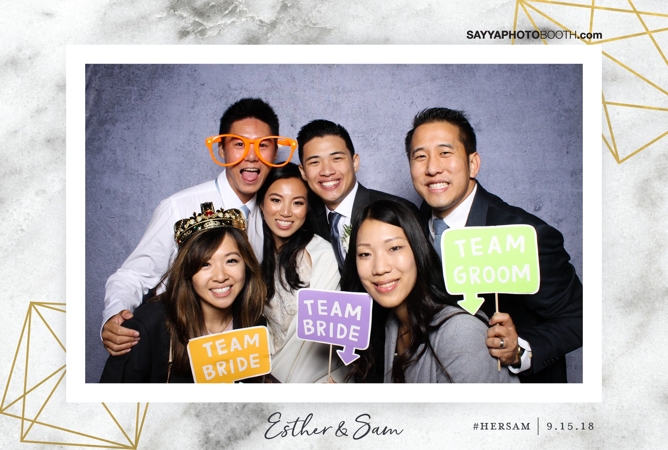 Esther and Sam's Wedding