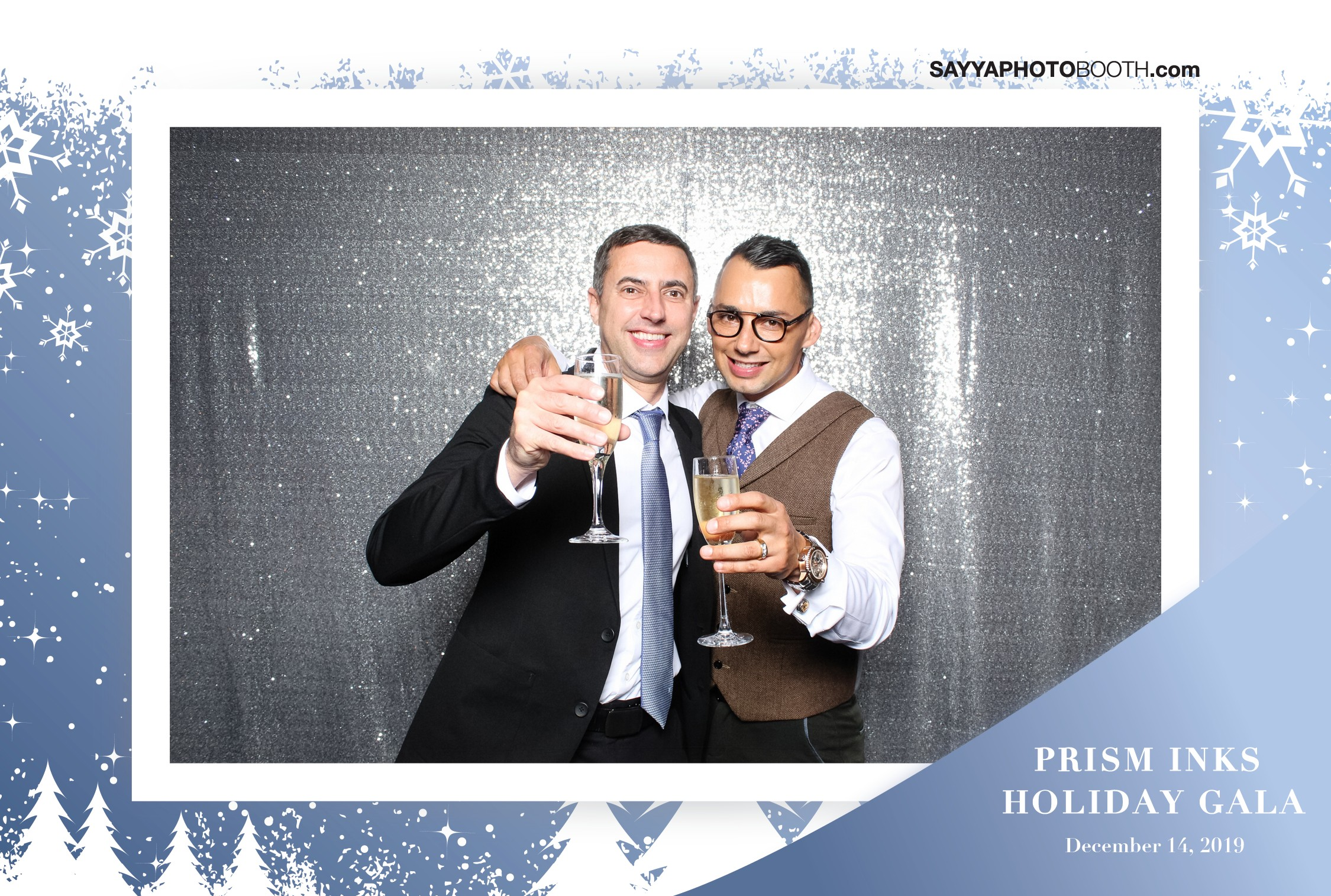 Prism Inks Holiday Celebration