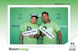 Bloom Energy IPO Party