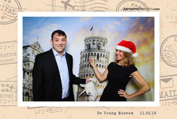 Apple Holiday Party - Booth 2