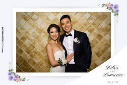 Debra and Lawrence's Wedding