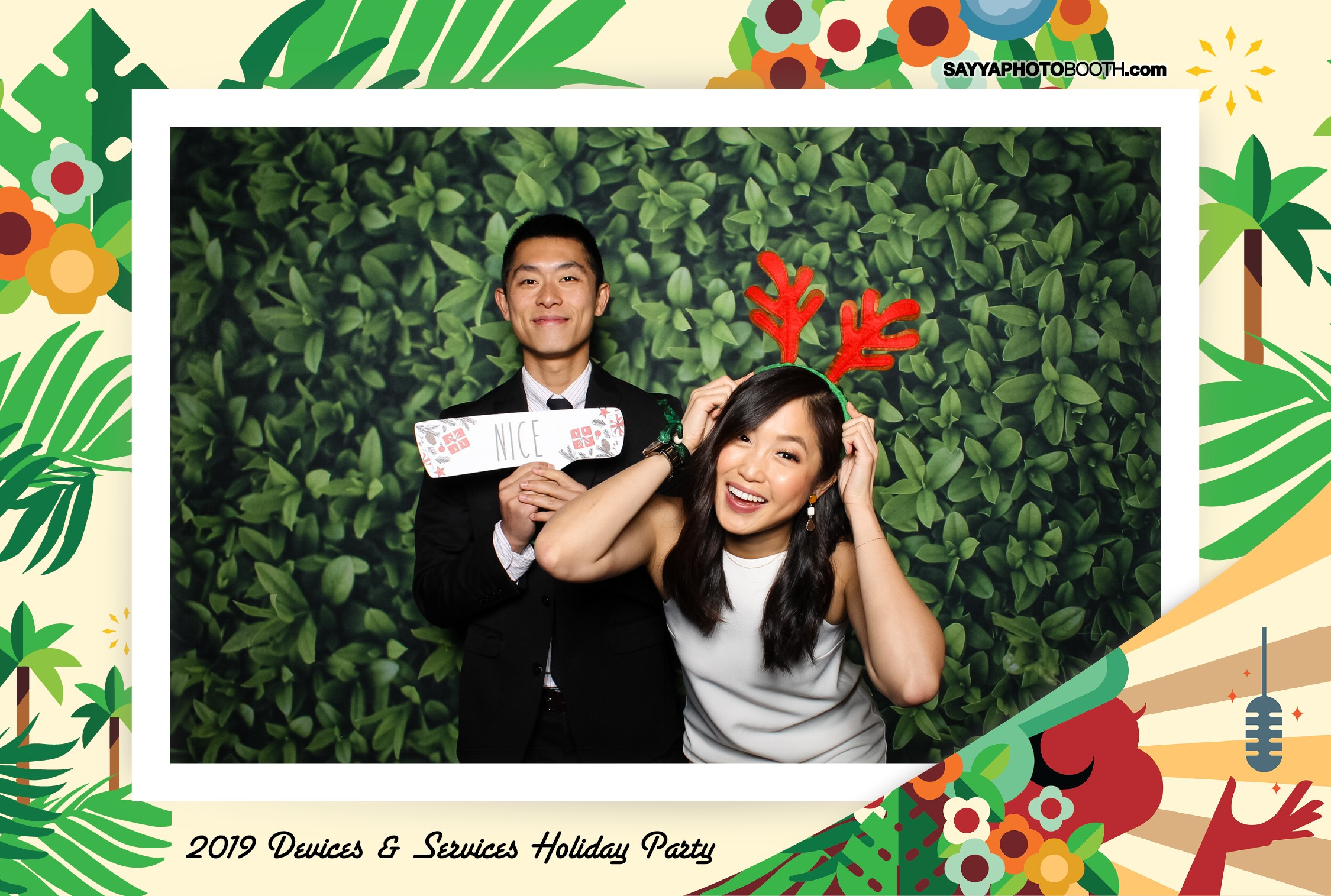 Google Holiday Party