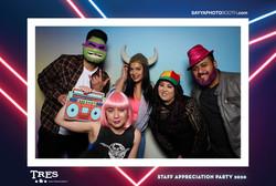 Tres Staff Appreciation Party