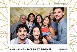 Amal's Baby Shower