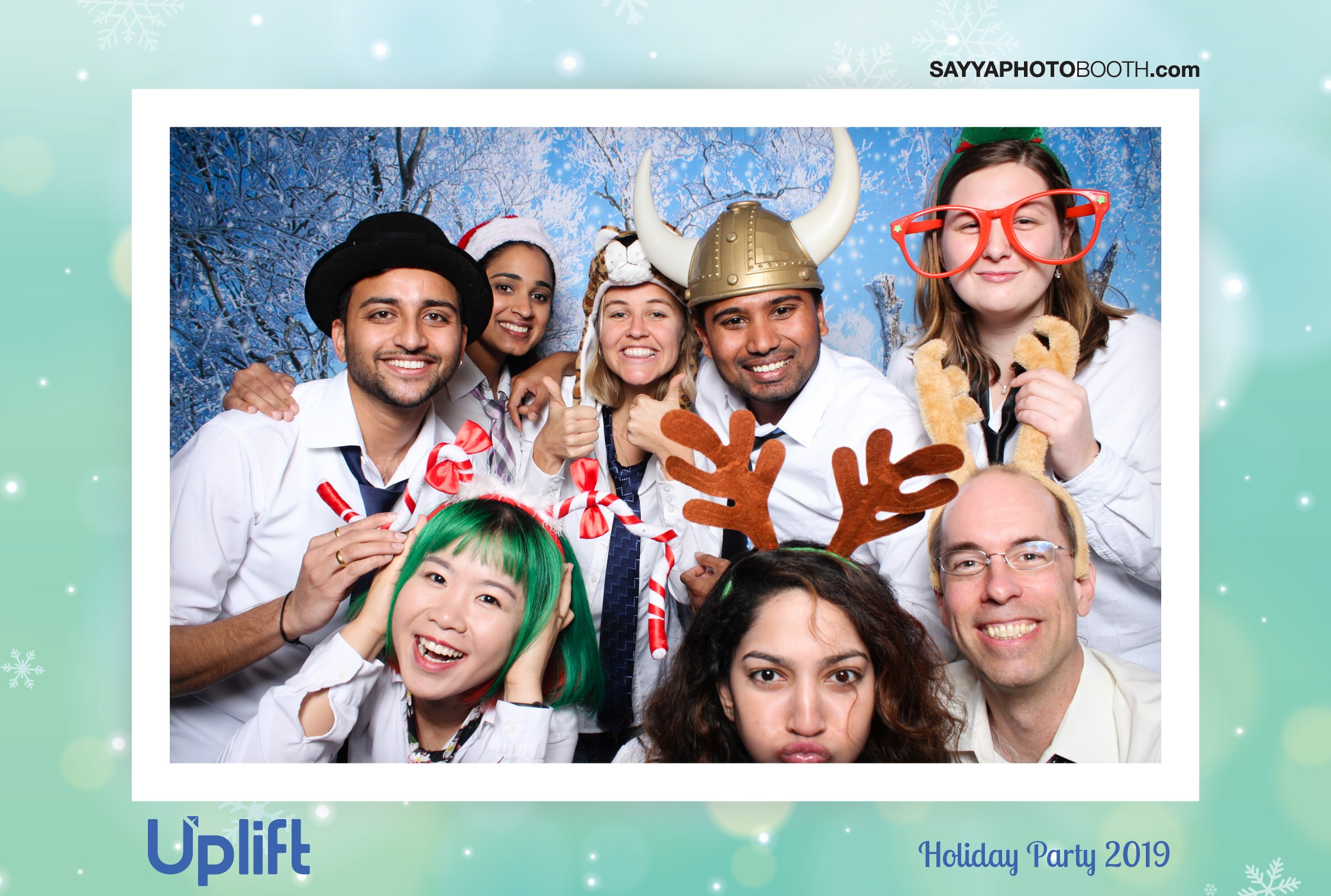Uplift Holiday Party