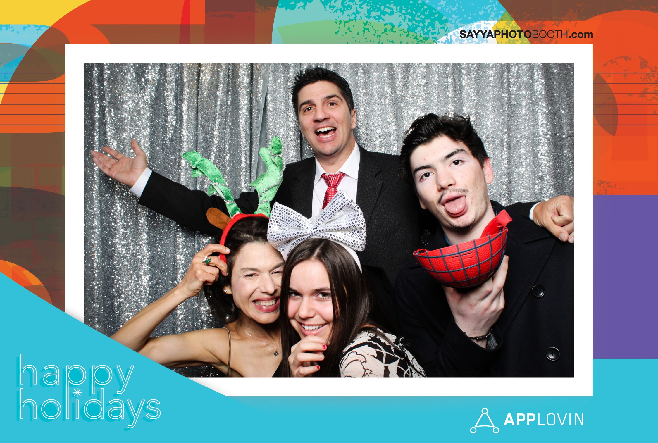 AppLovin Holiday Party
