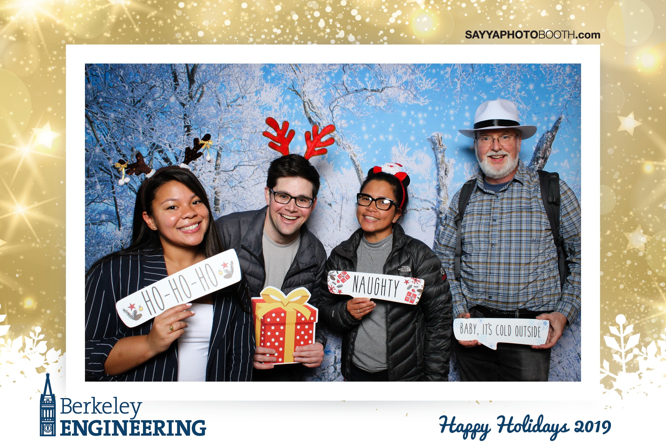 UC Berkeley Staff Holiday Party