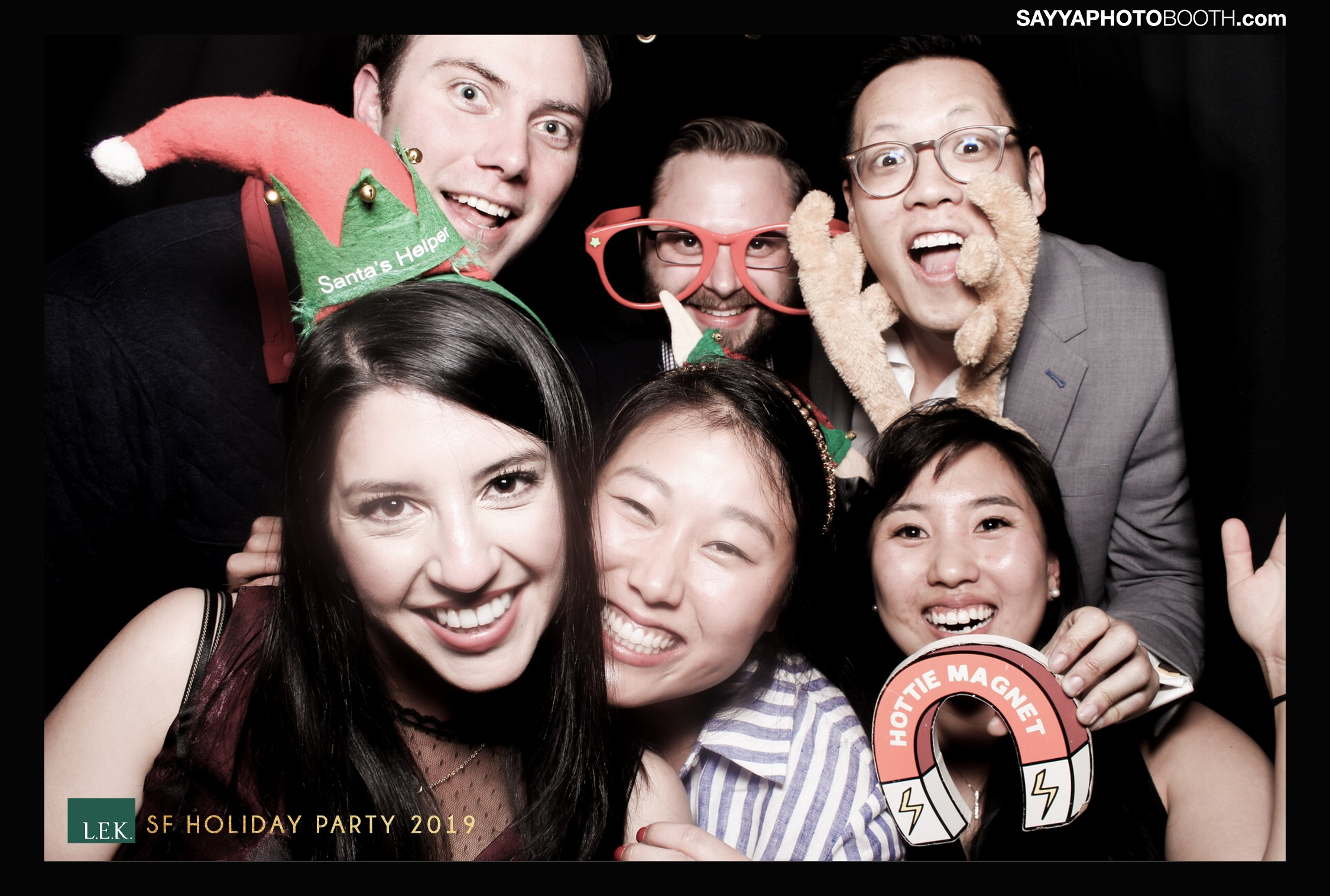 L.E.K. Consulting Holiday Party