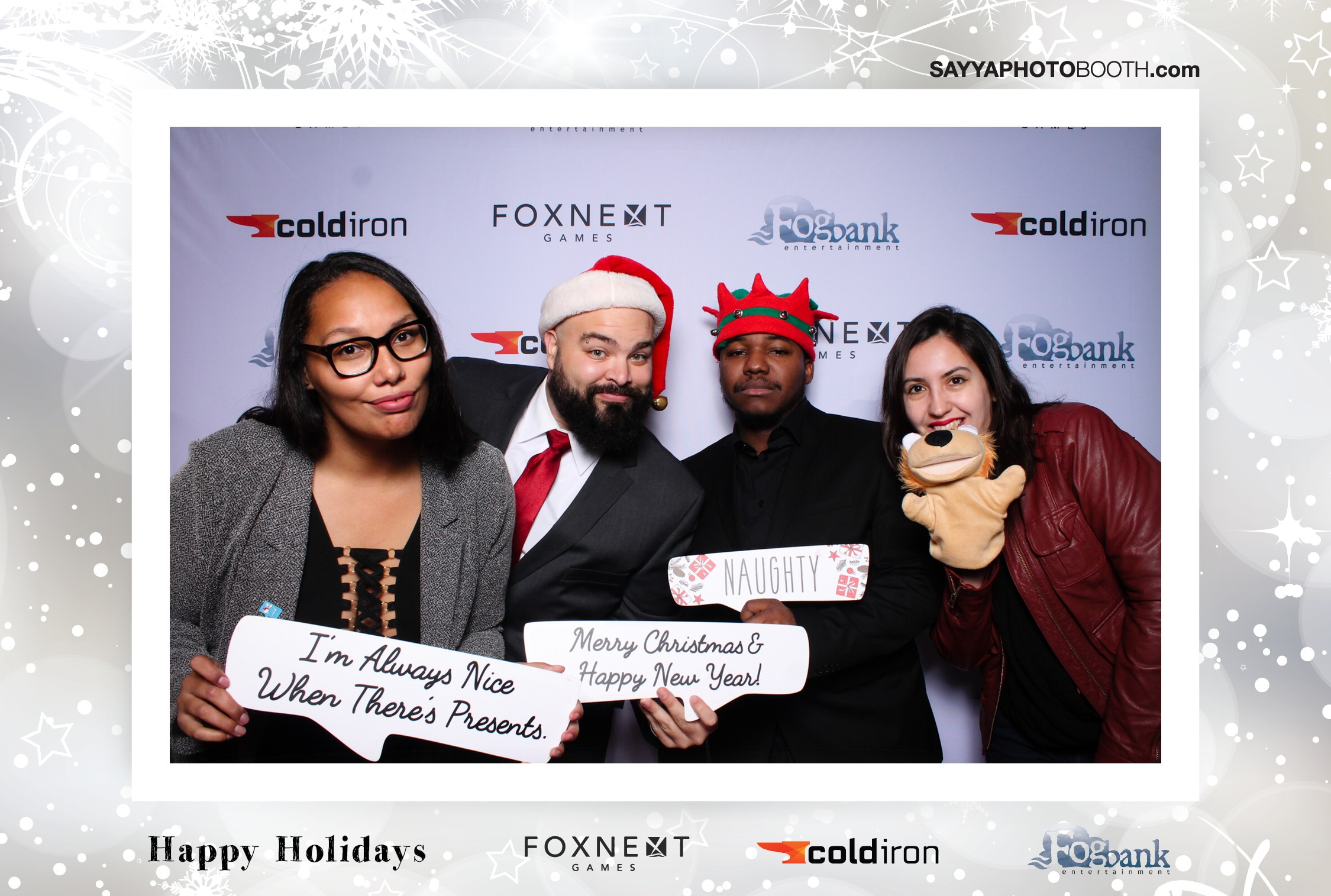 FoxNext Holiday Party