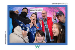 Waymo Stranger Things Event