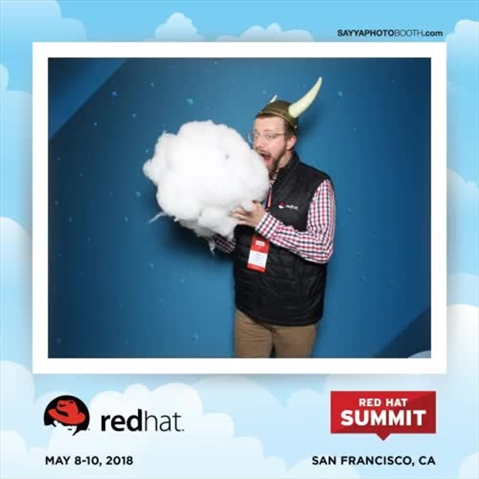 Red Hat Summit - Day 1