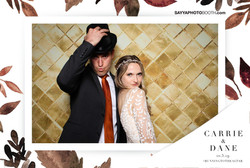 Carrie & Dane's Wedding