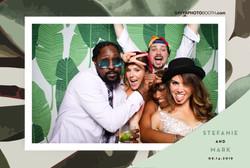 Stefanie & Mark's Wedding