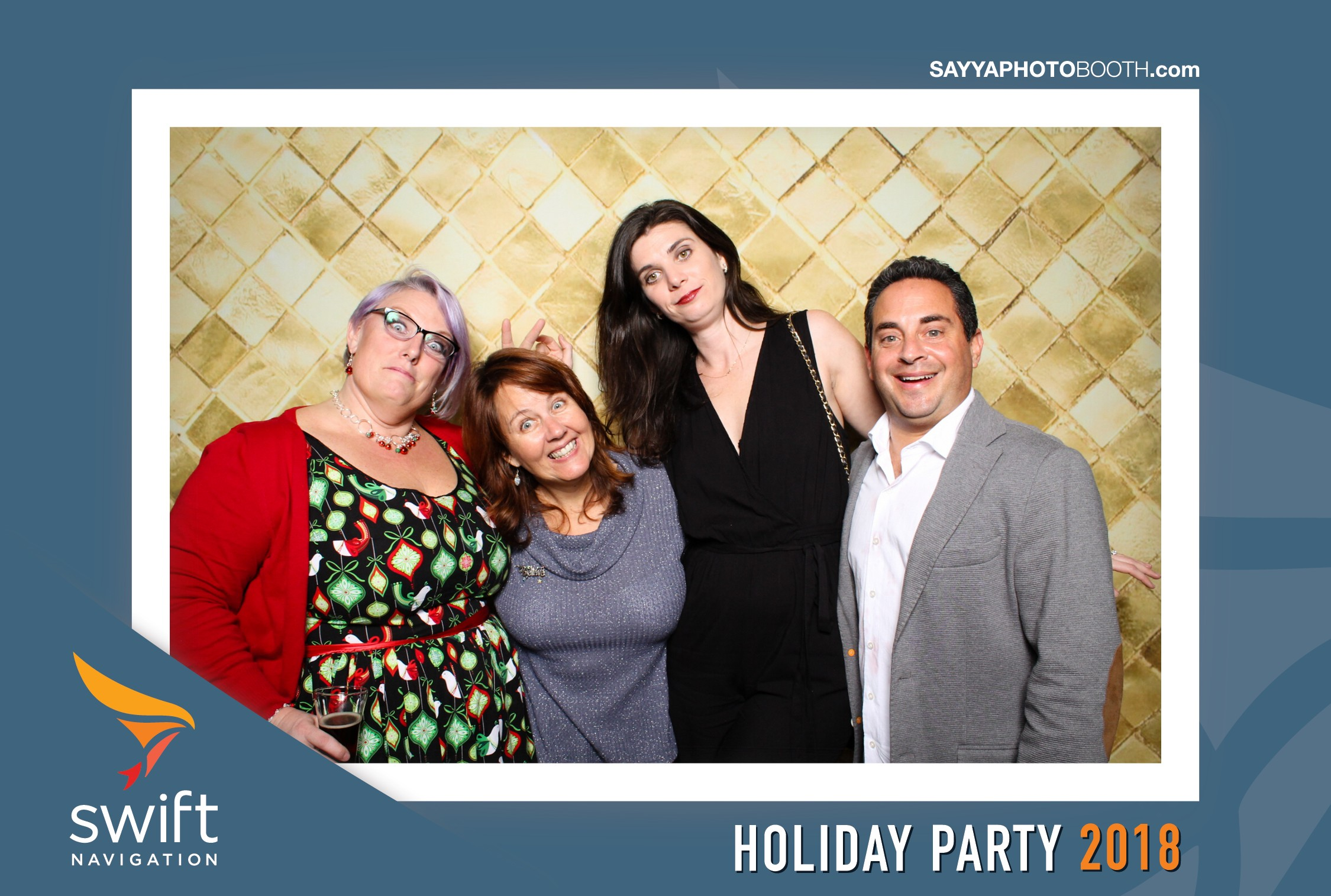 Swift Holiday Party