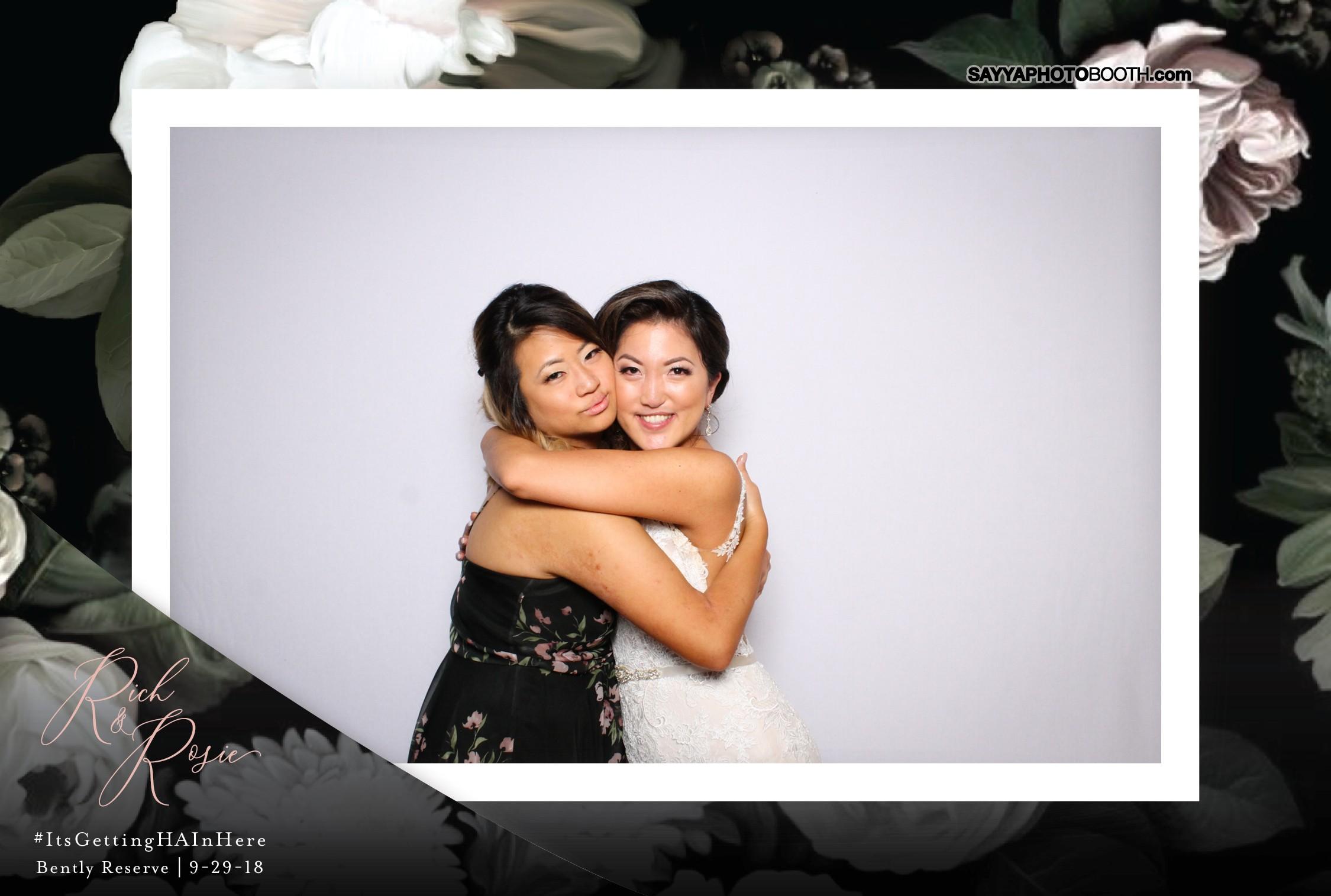 Rosie and Rich's Wedding