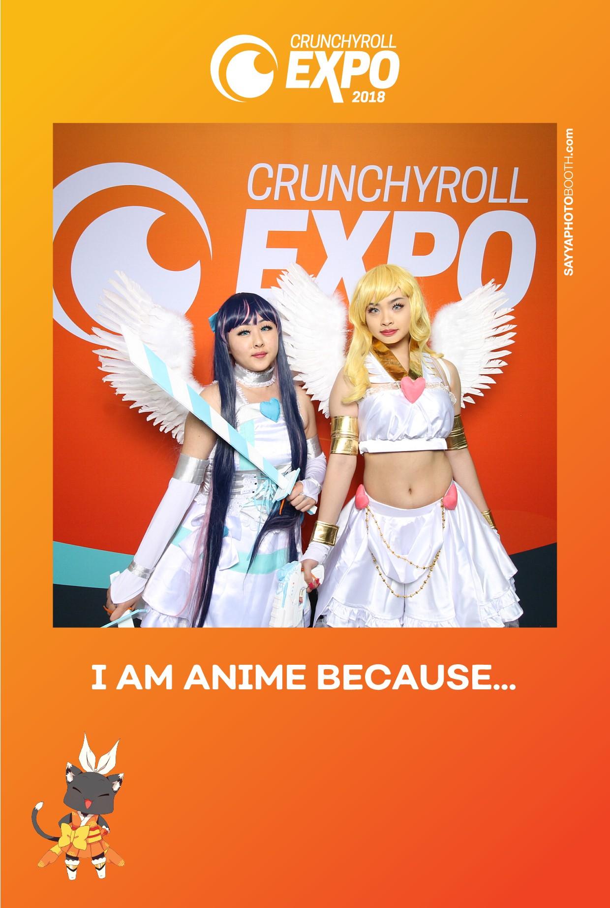 Crunchyroll Expo 9-3