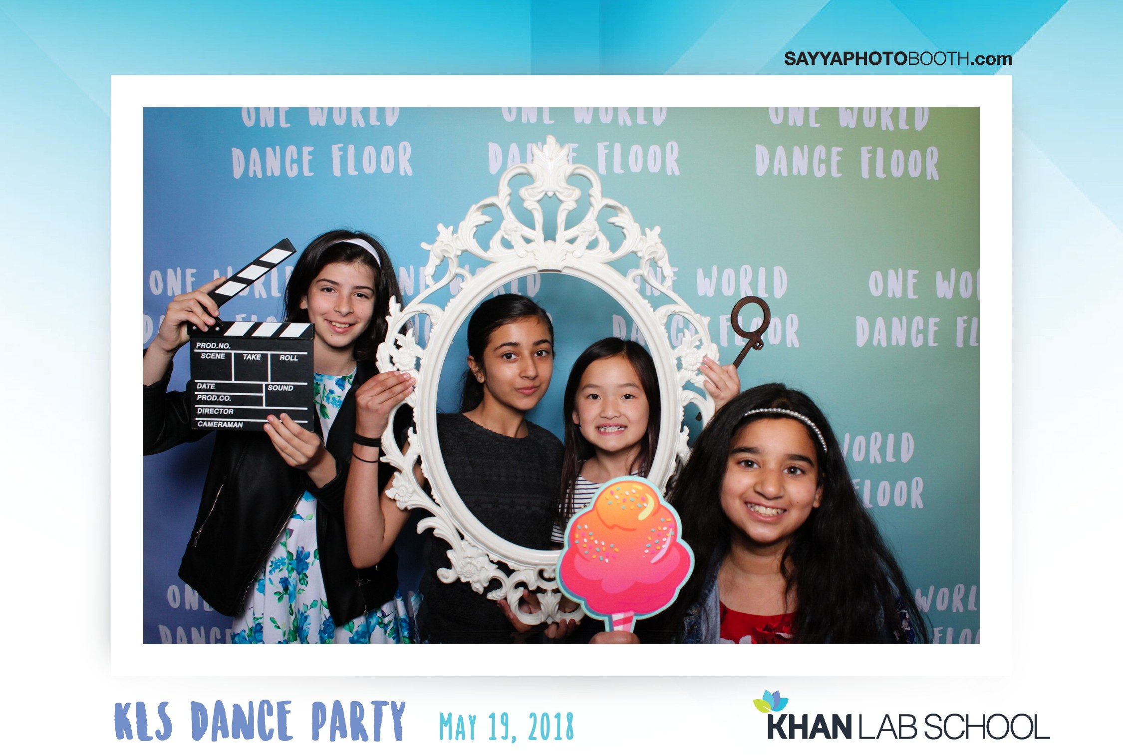 Khan Lab School Dance Party