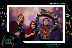 Google X Holiday Party