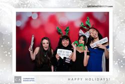 Cambridge Associates Holiday Event