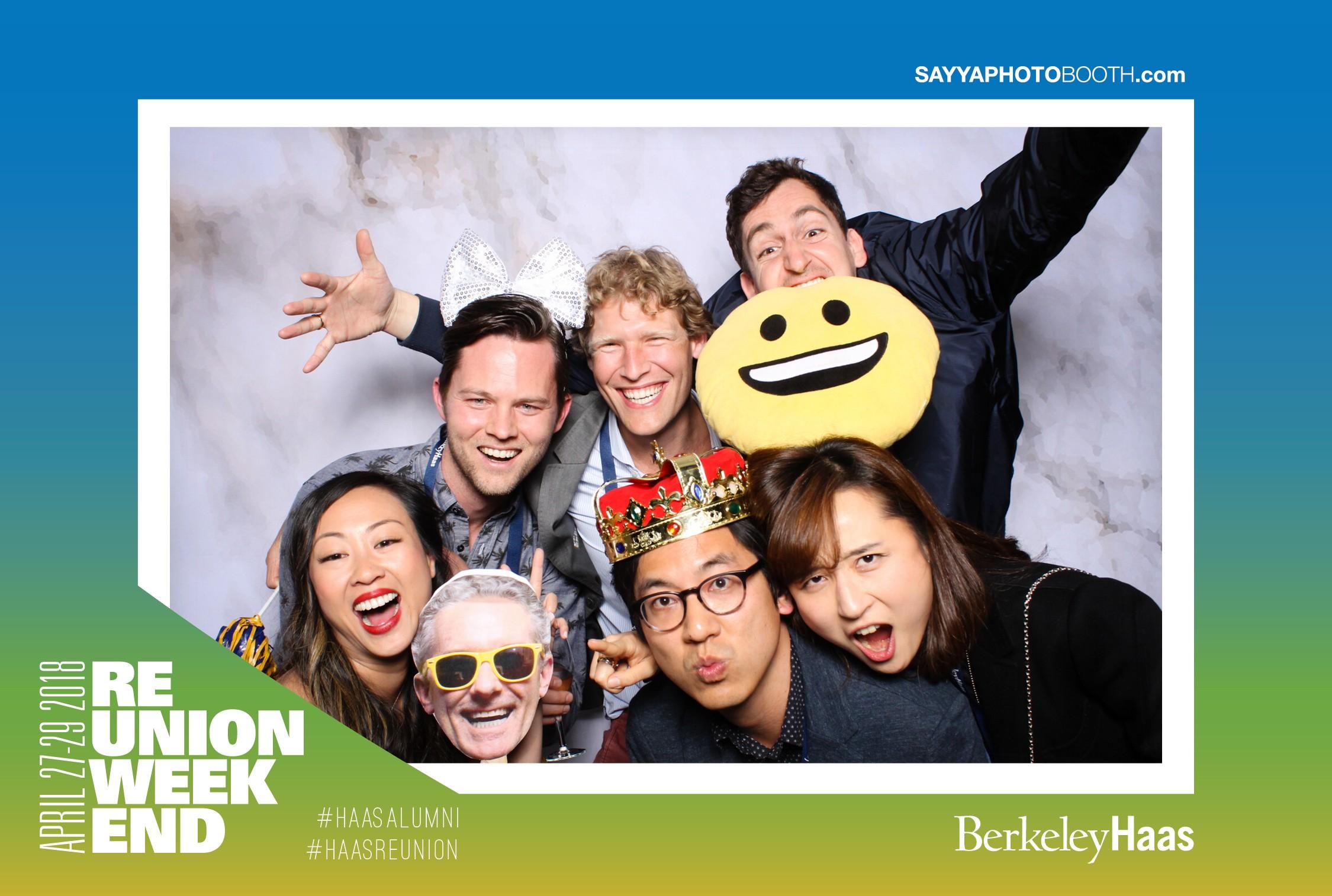 Berkeley Haas Reunion Social Day 2