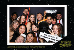 Google Star Wars Theme Holiday Party