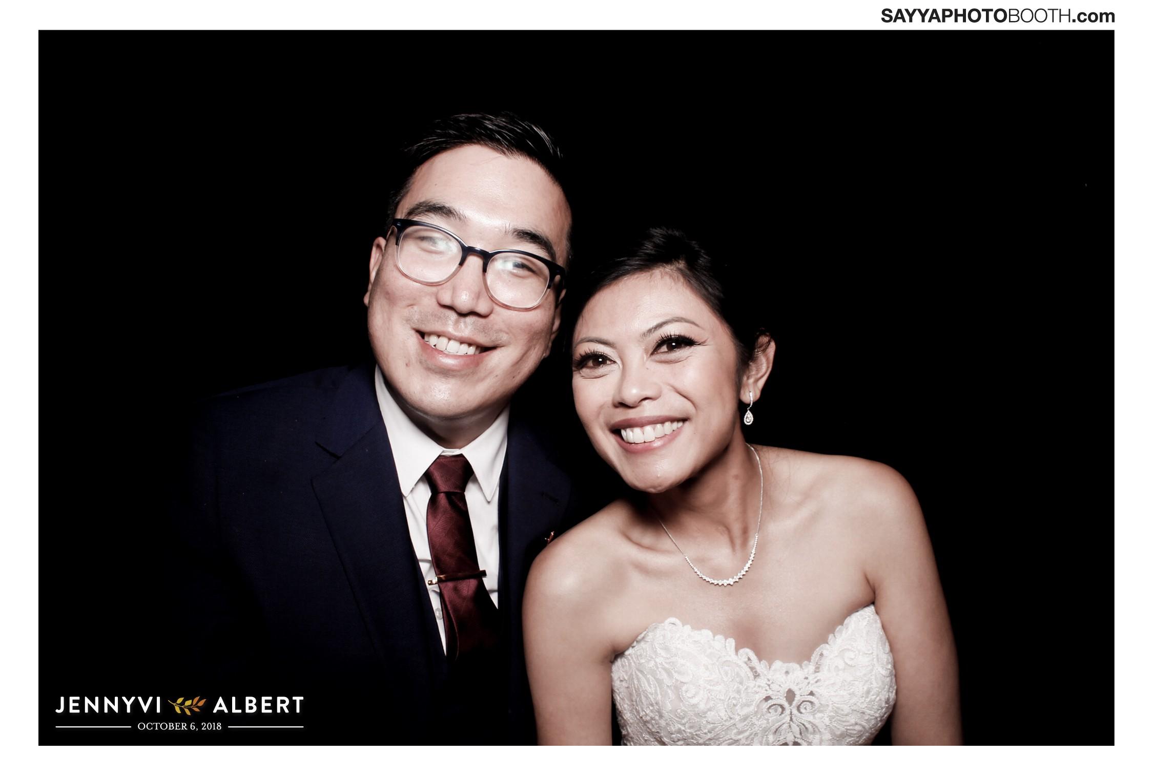 Jennyvi and Albert