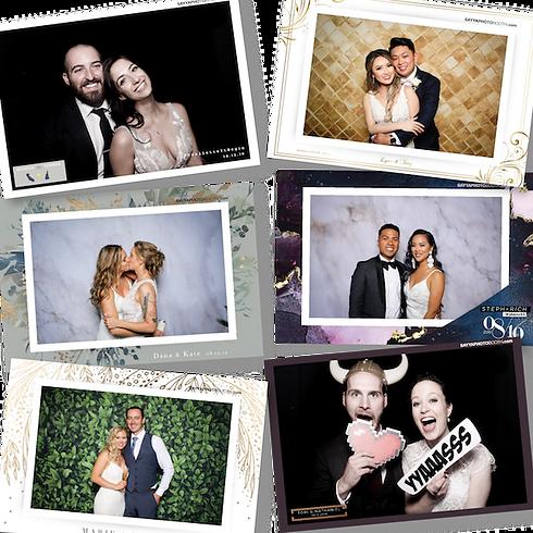 say ya photobooth weddings