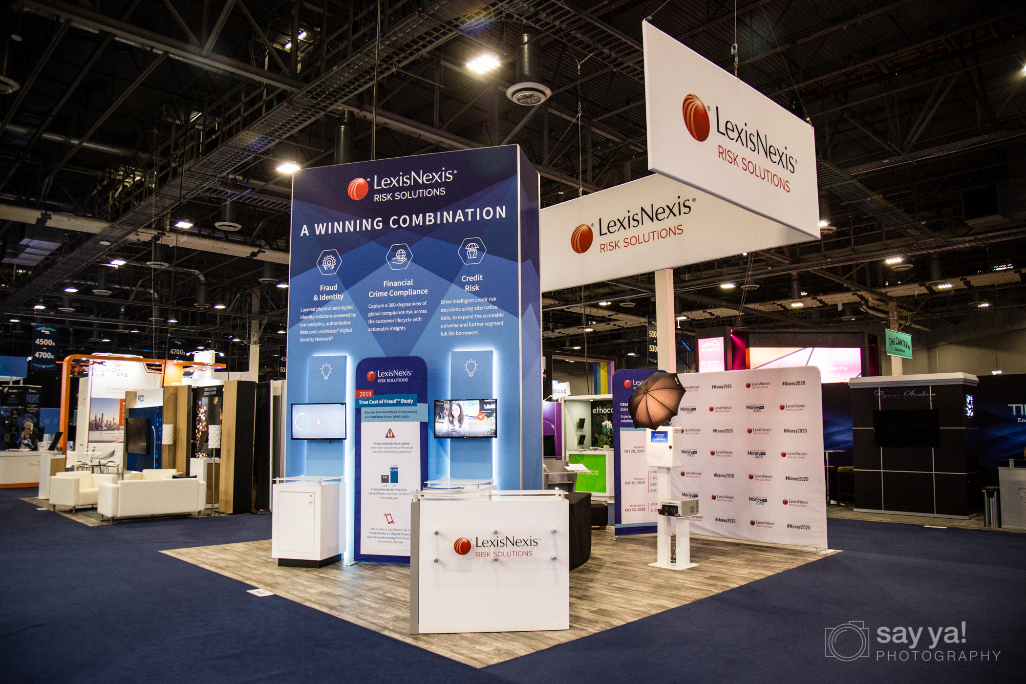 LexisNexis at Money 2020