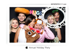 Apple Pay Holiday Party