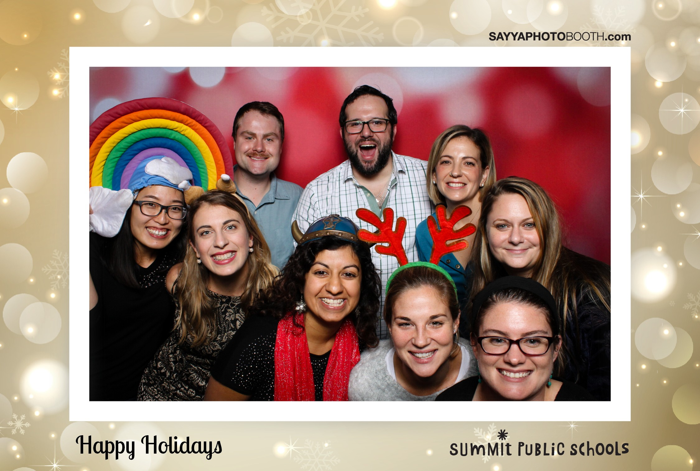 Summit Public Schools Holiday Party