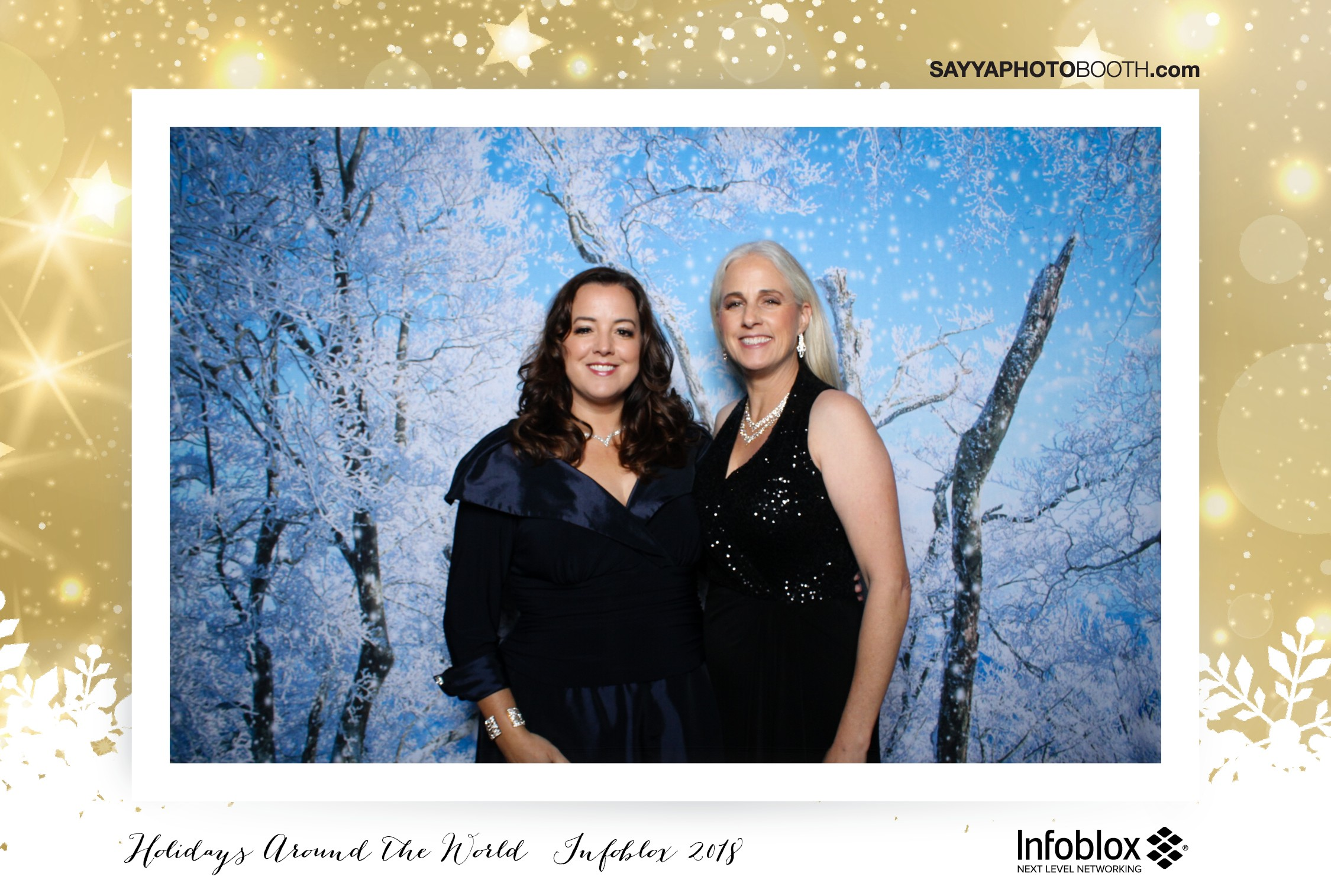 Infoblox Holiday Around the World
