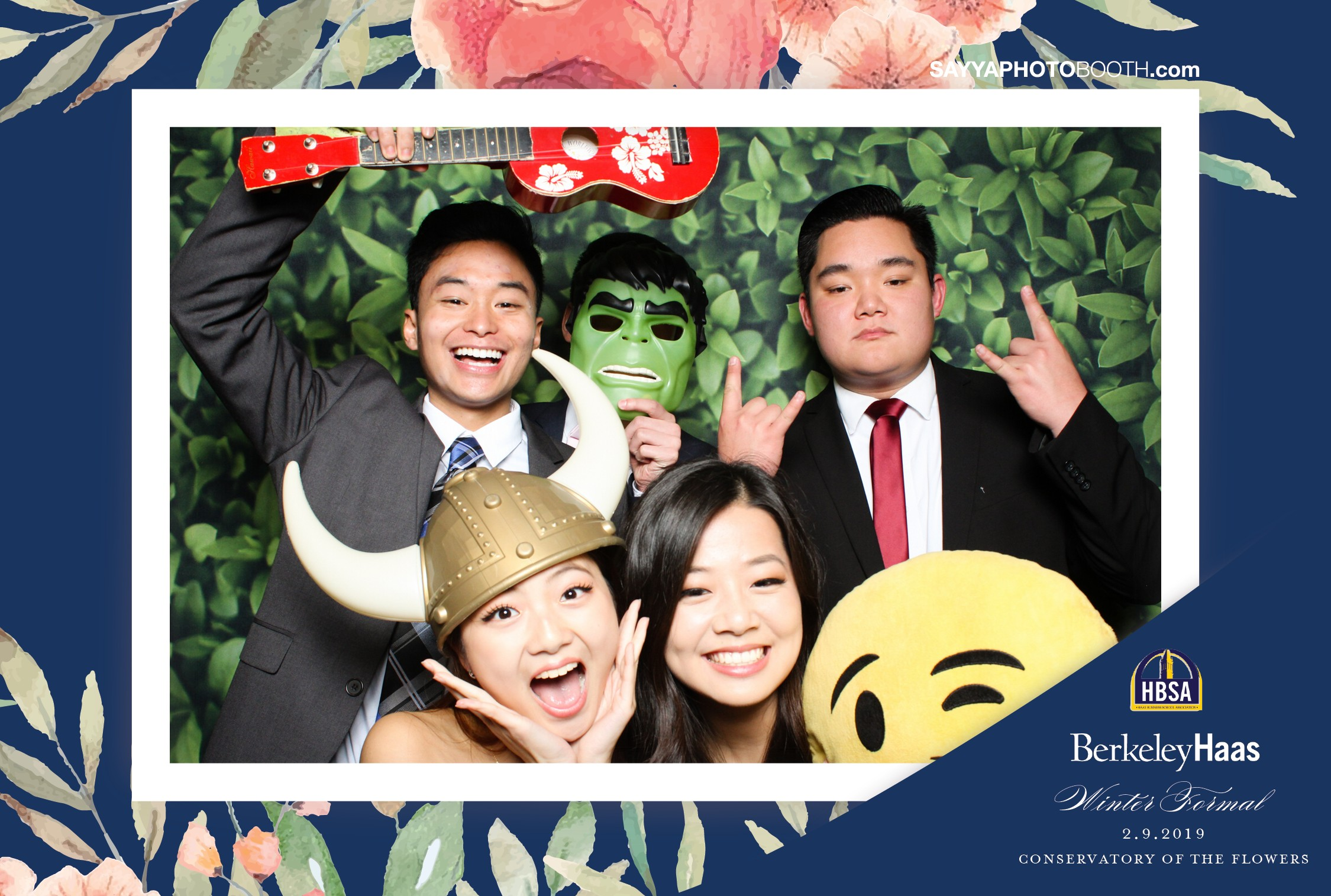 UC Berkeley Haas Winter Formal