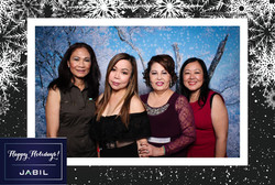 Jabil Holiday Party - Booth 2