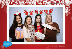 Salesforce Annual Gift Wrap Party