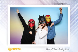 End Of Year Party SFCM