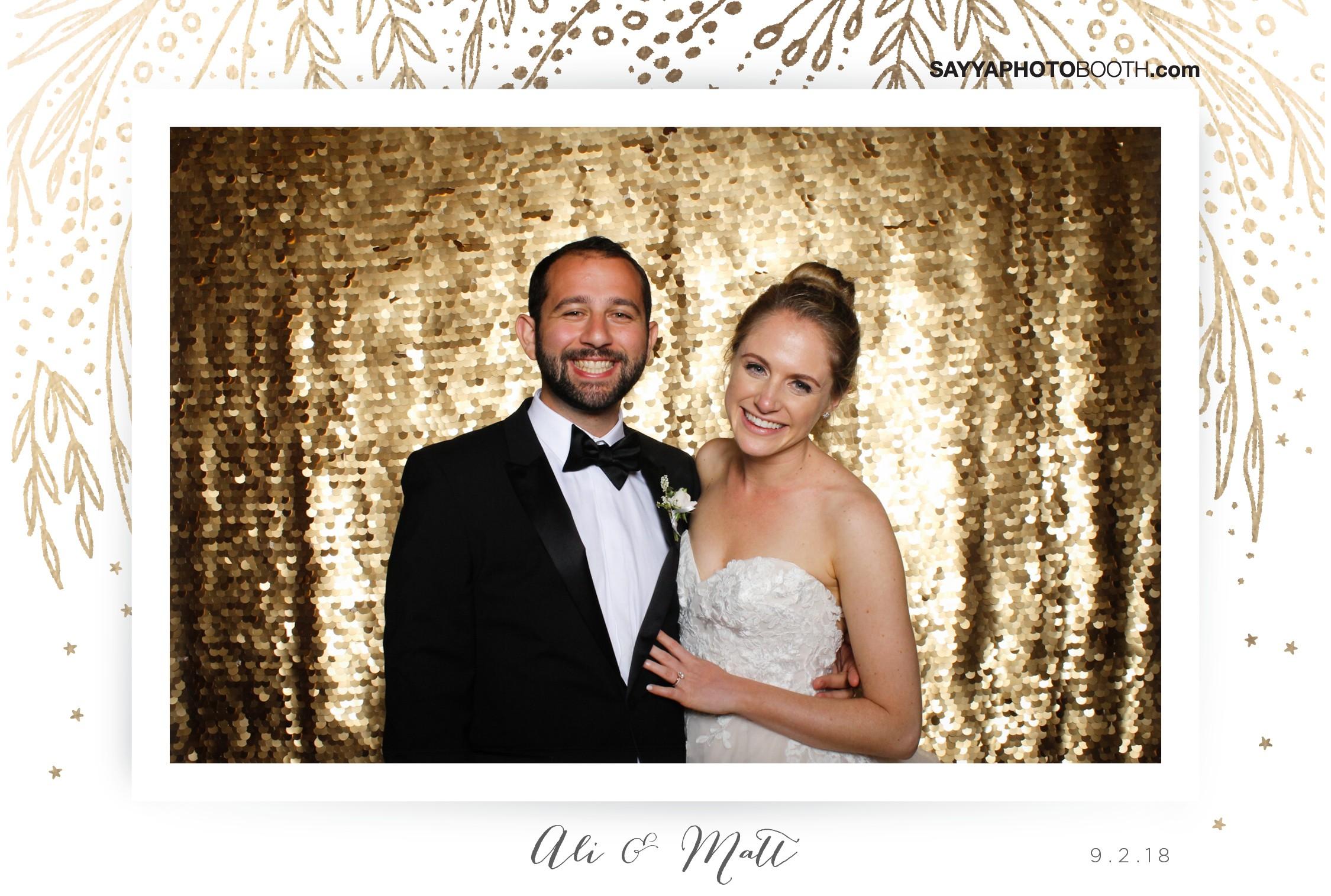 Ali and Matt's Wedding