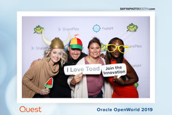 Quest Oracle Open World Afterparty