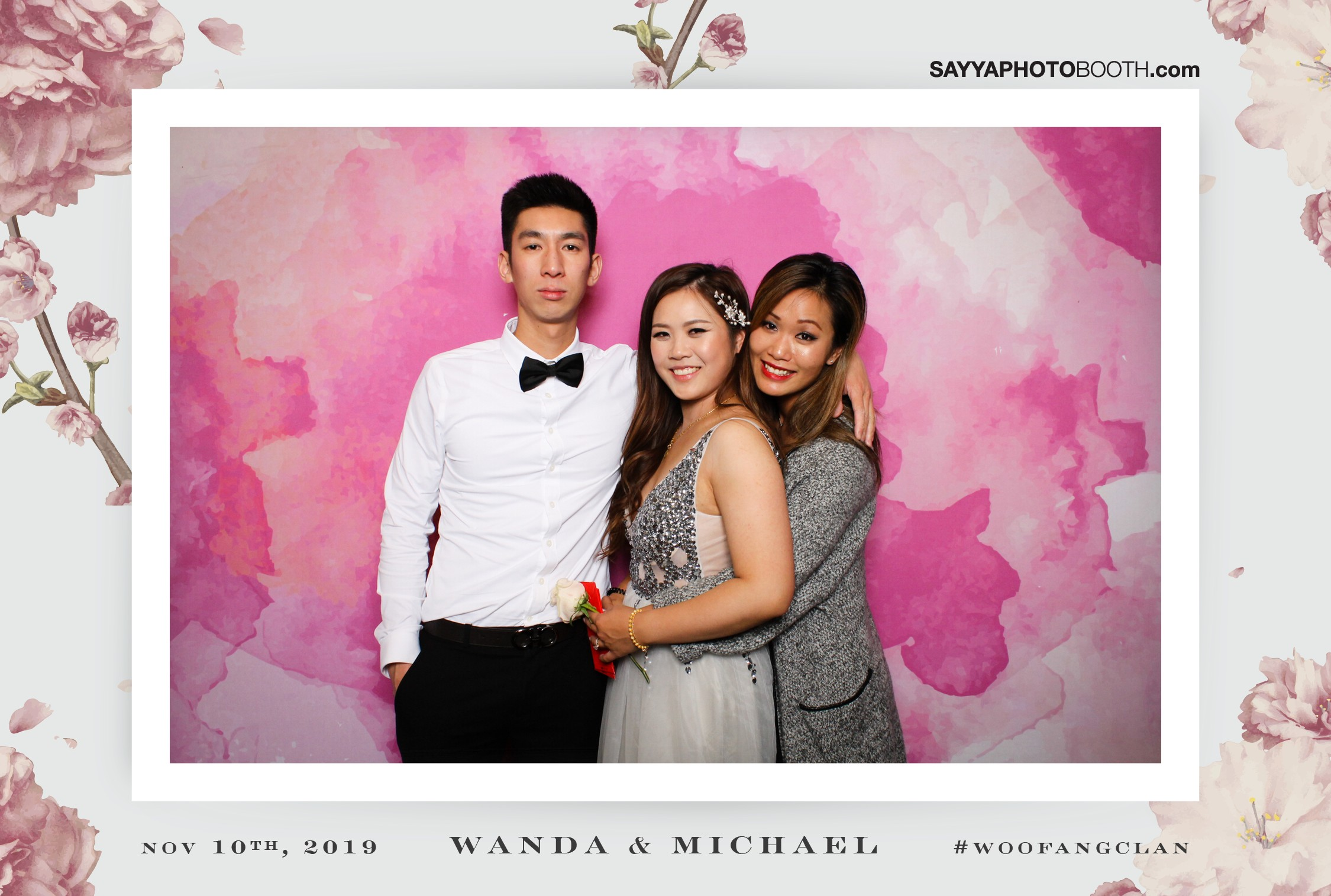 Wanda and Michael's Wedding